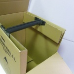 Caja armario sin percha